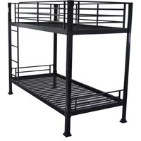 image-Desmond Metal Bunk Bed Black