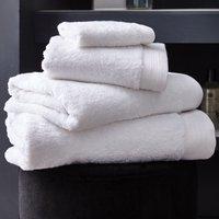 image-Hotel Pima Cotton White Towel White