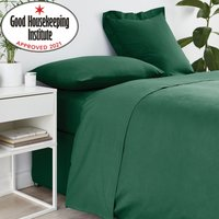 Non Iron Plain Flat Sheet Green