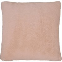 image-Adeline Faux Fur Cushion Cover Blush