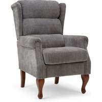 Cameron Fireside Chair Grey