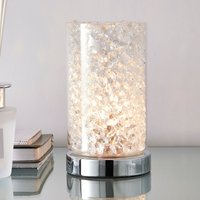 image-Adela Pad Chrome Touch Dimmable Table Lamp Chrome