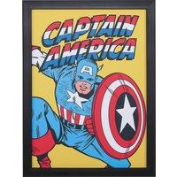Disney Marvel Comics Wall Art MultiColoured
