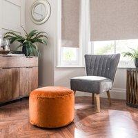 image-Isla Pouffe - Orange Orange