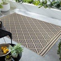 image-Indoor Outdoor Moretti Rug Grey