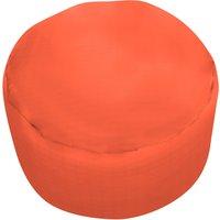 image-Indoor Outdoor Pouffe Orange