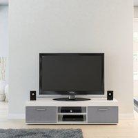 image-Edgeware TV Stand Grey