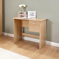 image-Panama Desk Light Oak