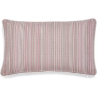 image-Arden Stripe Woven Cushion Cover Pink