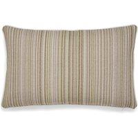 image-Arden Stripe Woven Cushion Cover Green
