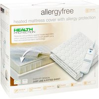 image-Monogram by Beurer Anti Allergy Electric Blanket White