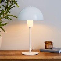 image-Jamiela White Table Lamp White