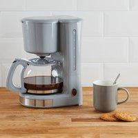 730-870W Grey Coffee Machine Grey