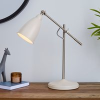 Robson Mushroom Lever Arm Task Desk Lamp Mushroom