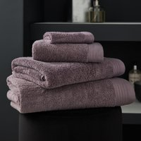 image-Hotel Pima Mauve Towel Purple