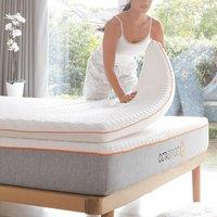 Dormeo octasmart deluxe mattress topper white