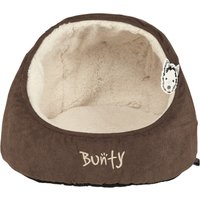 Bunty Brown Snuggery Cat Bed Brown