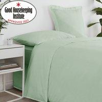 Non Iron Plain Flat Sheet Green