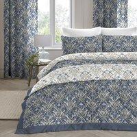 image-Venito Blue Bedspread Blue