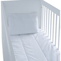 image-Fogarty Little Sleepers Lullaby Lavender Scented Cot Bed Pillow White