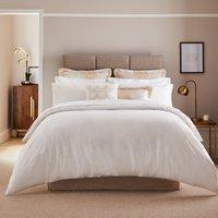 Dorma Egyptian Cotton 1000 Thread Count White Duvet Cover White