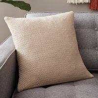 image-Cassie Cushion Cover Oatmeal