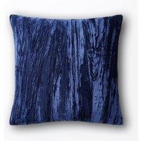 image-Chloe Velvet Cushion Cover Navy