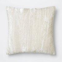 image-Chloe Velvet Cushion Cover White
