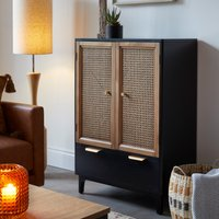Franco Cabinet Black and Brown