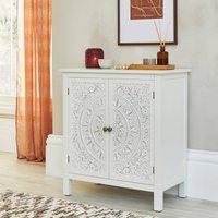 image-Samira Small Sideboard White
