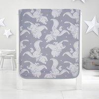 image-Dumbo Fleece Blanket Grey