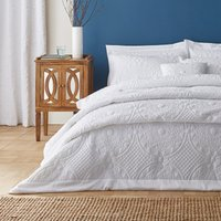 image-Mandalay White Bedspread White