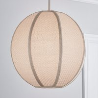 image-Jairo Woven Ball Pendant Shade Natural