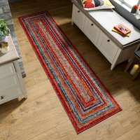 Zook Runner Red, Blue and Yellow