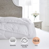 Dorma Dream 13.5 Tog Duvet White