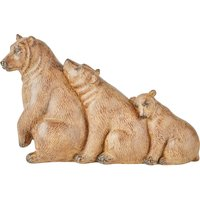 image-Three Bears Ornament Brown