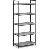 image-Staten Tall Bookcase Grey
