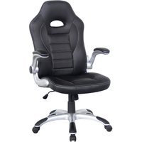 image-Talladega Gaming Chair Black