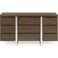 image-Tivoli Narrow Sideboard Dark Wood (Brown)