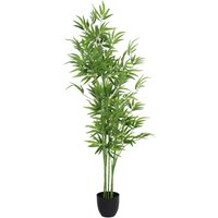 image-Outdoor Artificial Bamboo Tree 160cm Green
