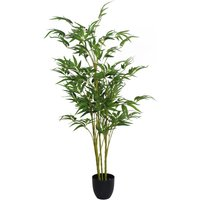 image-Outdoor Artificial Bamboo Tree 140cm Green