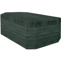 image-Garland Green 6 Seater Rectangular Furniture Cover Green