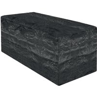 image-Garland Black 3 Seater Sofa Cover Black