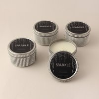 Sparkle Grapefruit and Patchouli Pack of 4 Tin Candles