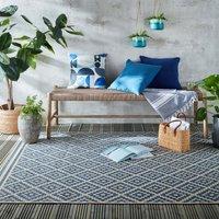 image-Indoor Outdoor Moretti Rug Moretti Blue