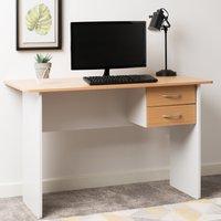 Jenny Desk Beech (Brown)