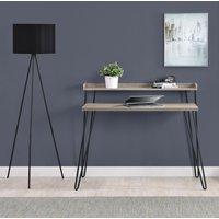 image-Haven Riser Desk Grey