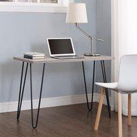 image-Owen Retro Desk Grey