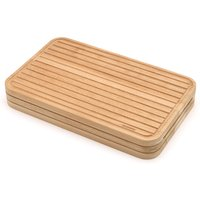 Brabantia Set of 3 Wooden Chopping Boards Natural