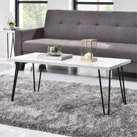 image-Owen Retro Coffee Table White